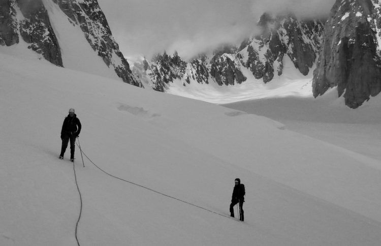Chamonix Mountaineering Training Course