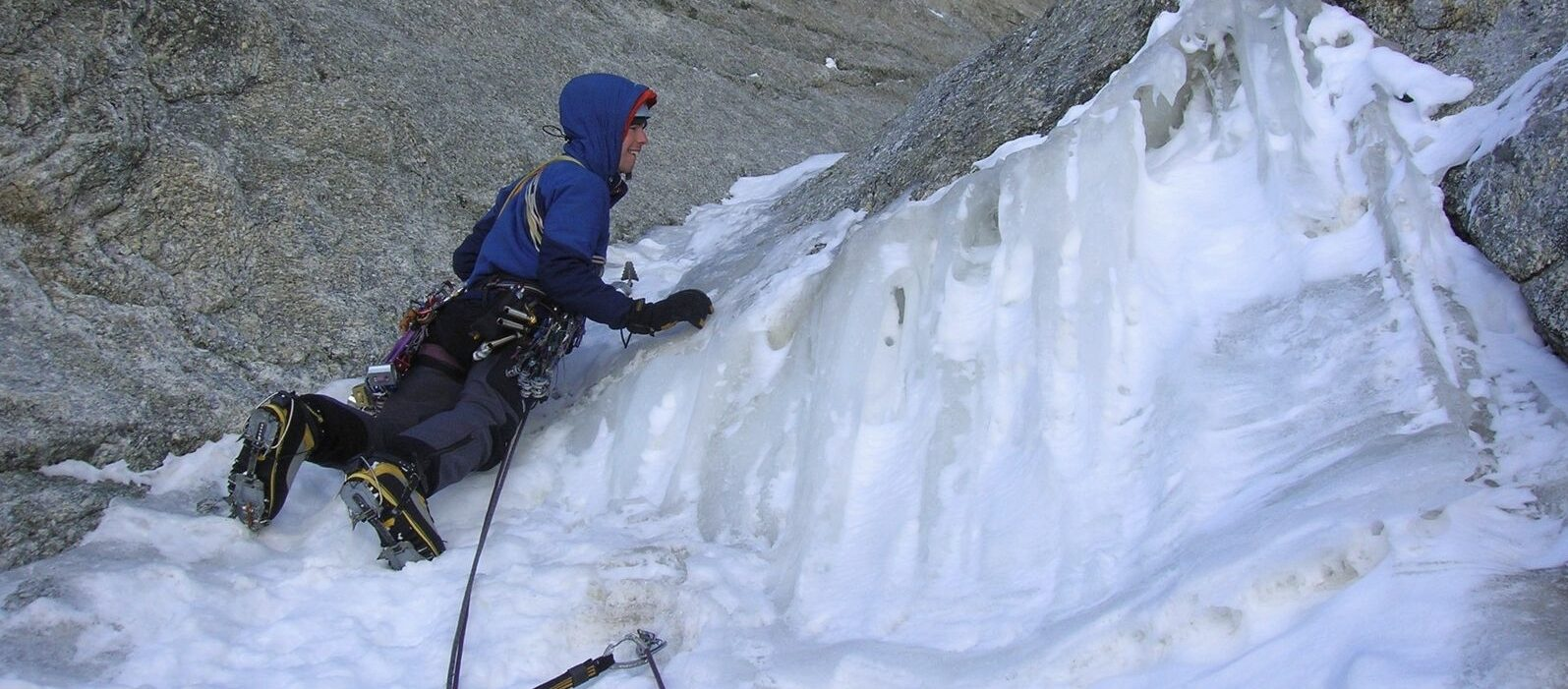 Mountaineering, climbing: a selection of sites