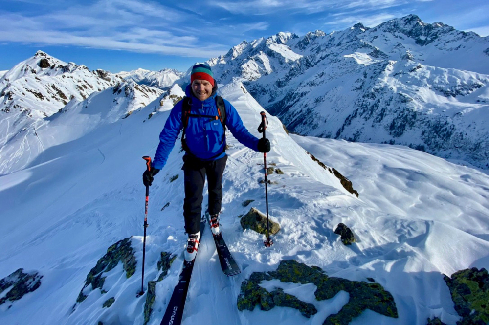 Evasion Aravis Ski Touring Weekend, Jan 2020