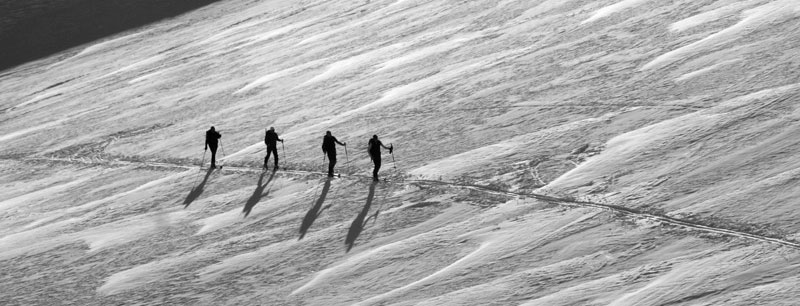 Off Piste and Ski Touring Kit