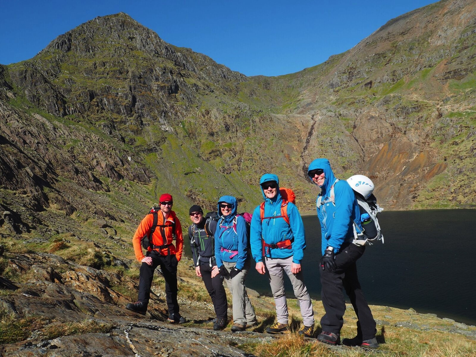 Introductory Mountaineering | High Mountain Guides