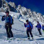 Ski Glacier Argentiere, Grands Montets
