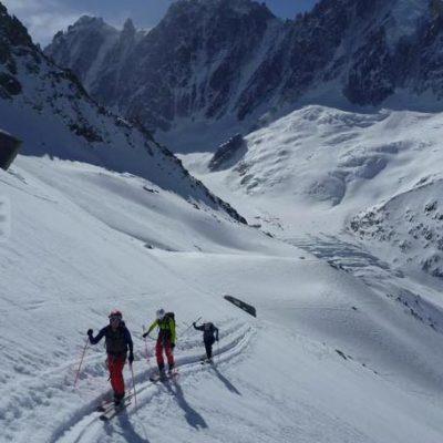 Col Du Passon (3028m)