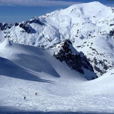 Col de Beugeant (2807m), Aiguilles Rouges, Chamonix