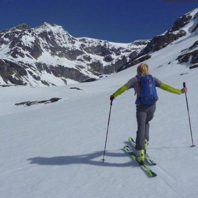 Col du Mont (2639m), Valgrisenche, Valle d'Aosta