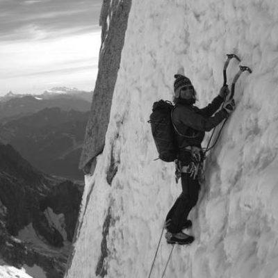 Grand Pilier / Peutery Ridge, Mont Blanc