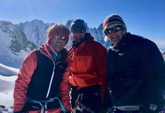 Intro Ski Touring Week, Chamonix Feb 2018