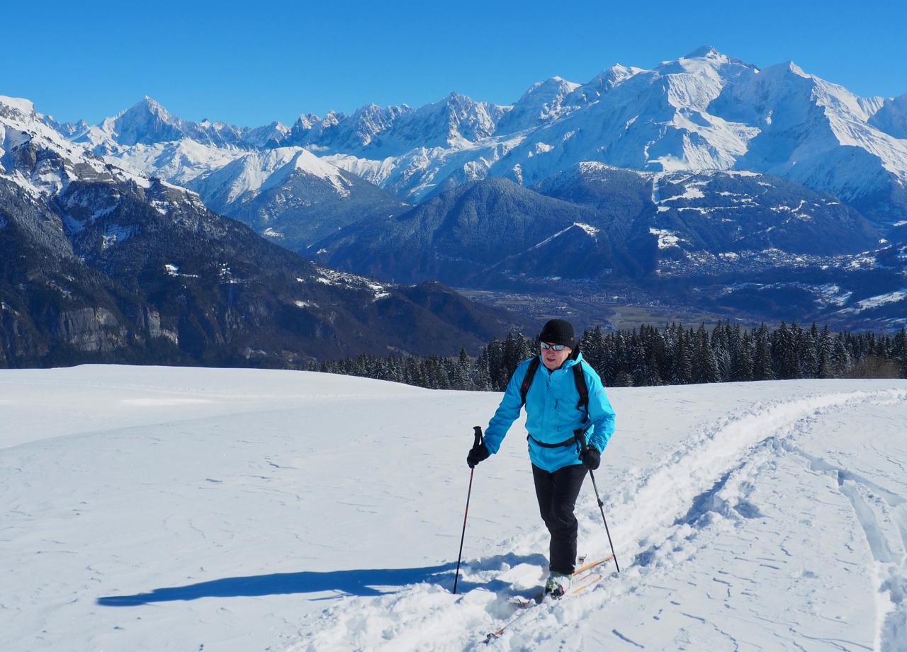 Mont Blanc Views