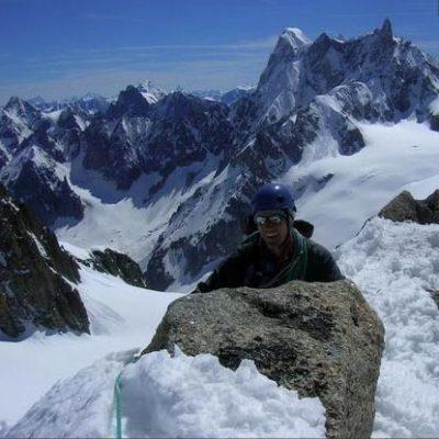 Pointe Lachenal (3613m)