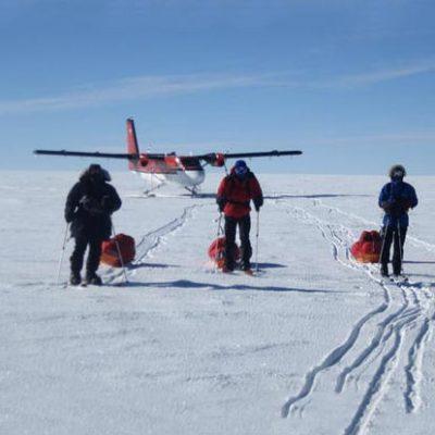 South Pole, Last Degree