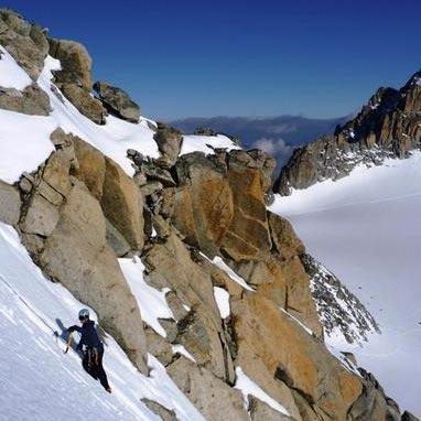 Tete Blanche (3421m) & Petite Fourche (3520m)