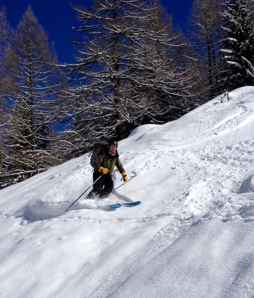 Val Feret & Vallée Blanche Intro Ski Touring Weekend