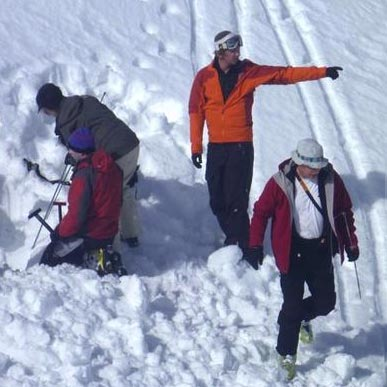 Ski Touring Training