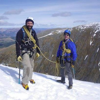 UK Alpine Mounatineering Training