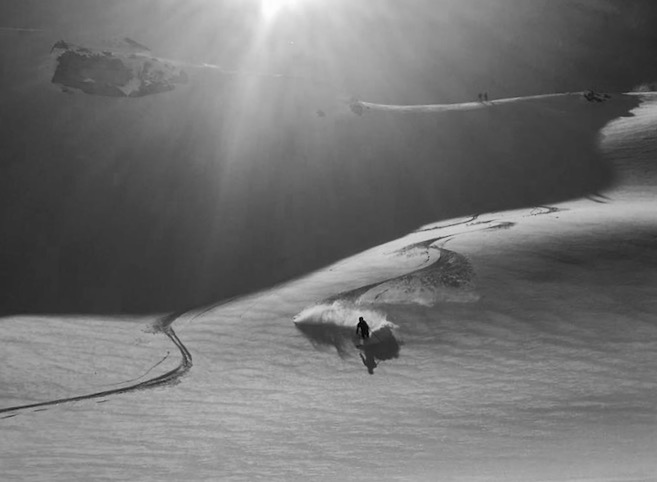 Ski Touring in Valgrisenche