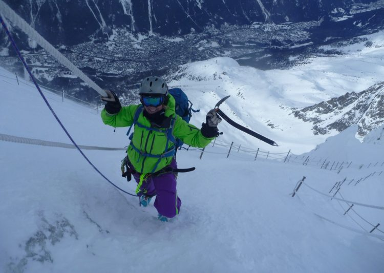 Haute Route Ski Training Weekend