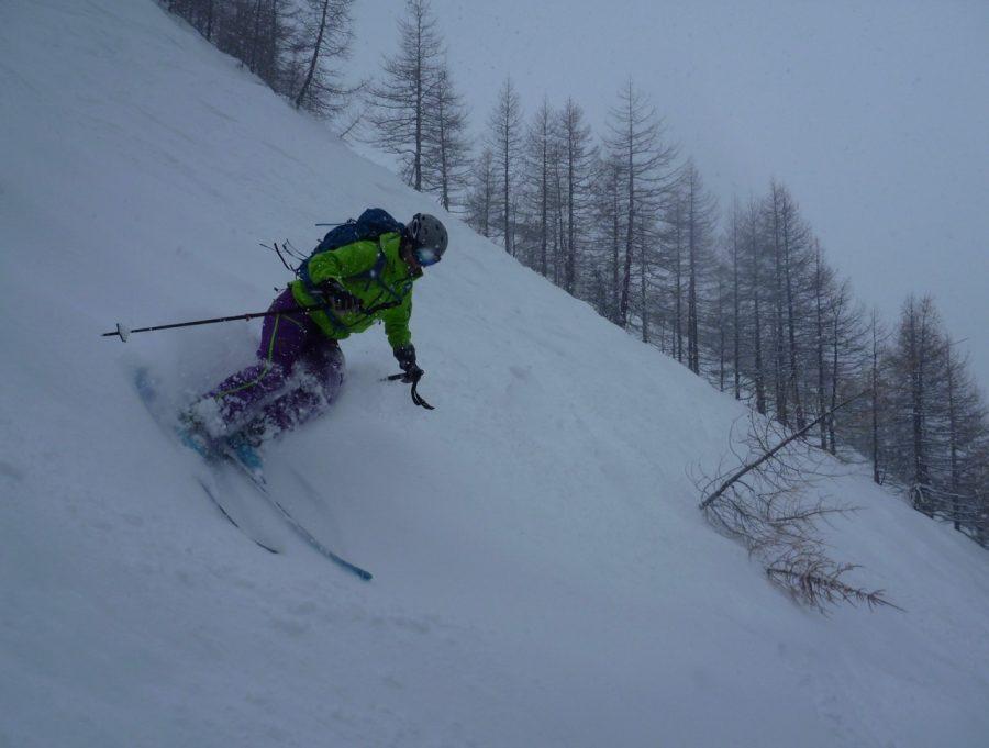 Chamonix Ski Haute Route Training