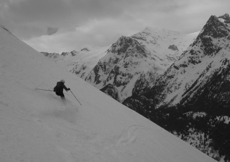 Balme off piste & touring guide