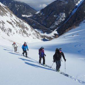 Ski Touring Course Chamonix