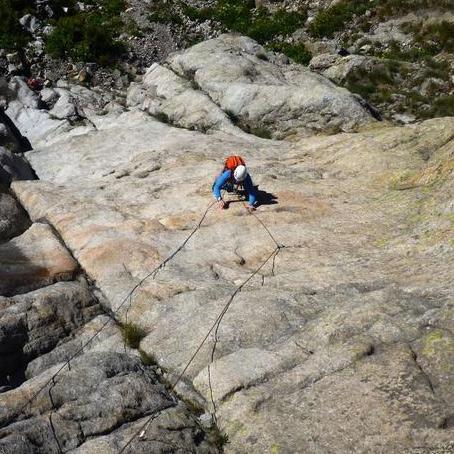 Genepi, 300m, 6a, Val Feret