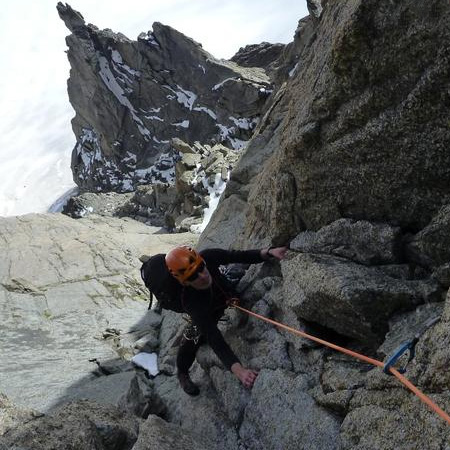 Marylene, 250m, 5c, Pointe Lachenal
