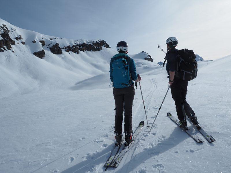 Ski Touring Gemmi Pass