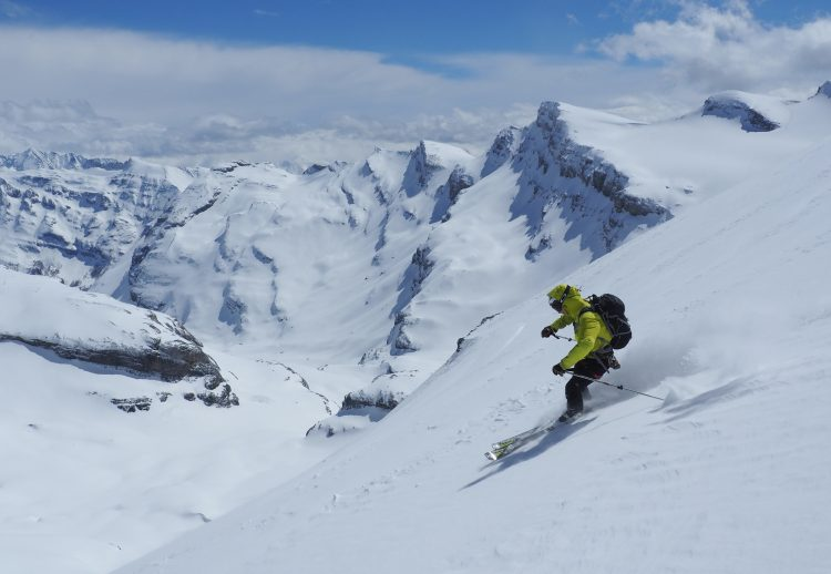 Swiss Alps Ski Touring