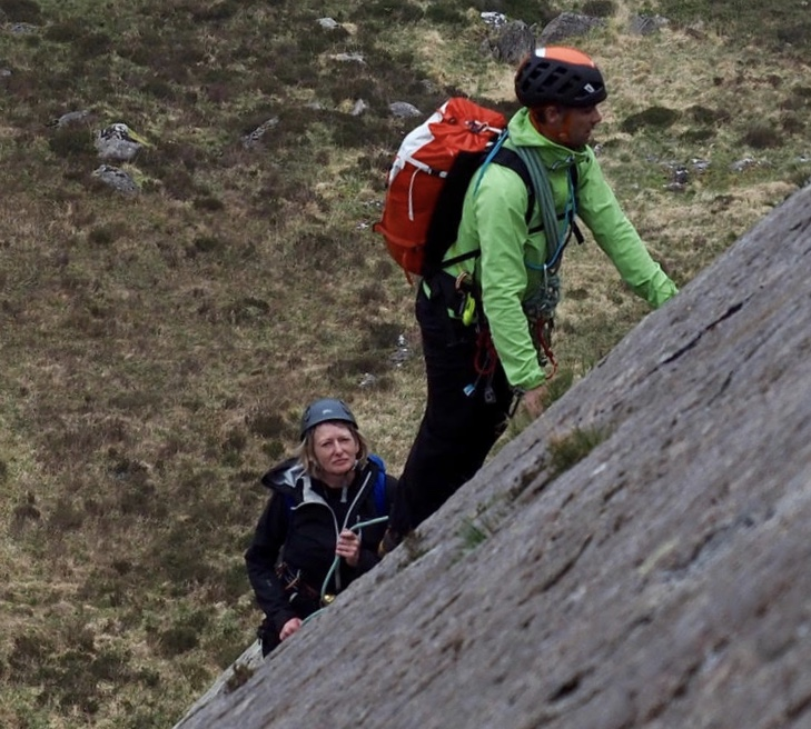 Matterhorn Training Weekend In Snowdonia