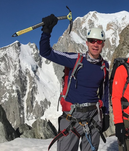 Climb Gran Paradiso 3 Day Course