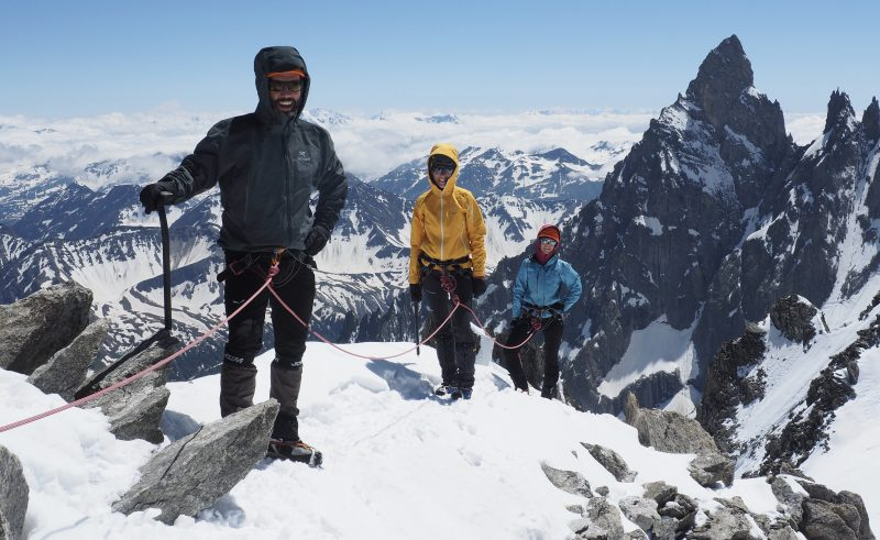 Mountaineering Training in Chamonix