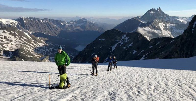 Swiss Alpine Mountaineering Guide