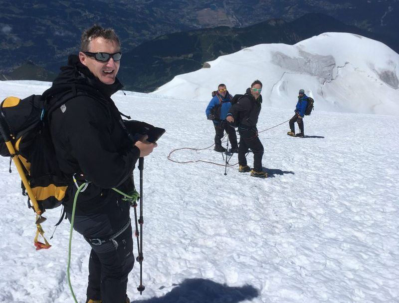 Climb Mont Blanc & Weissmeis