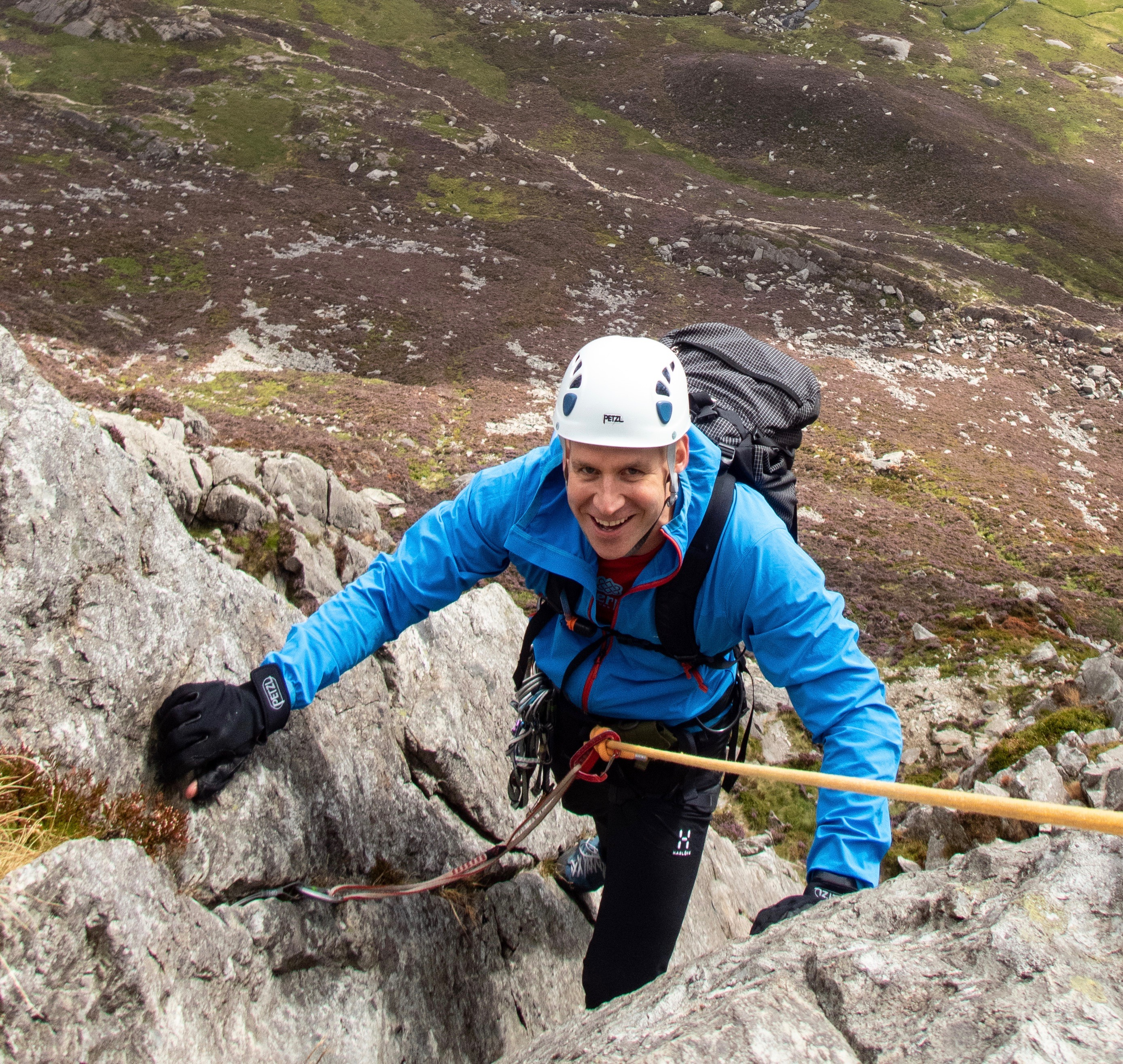 Snowdonia Rock Climbing Guided Weekend