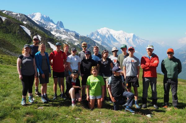 Chamonix Alpine Mountaineering School Group