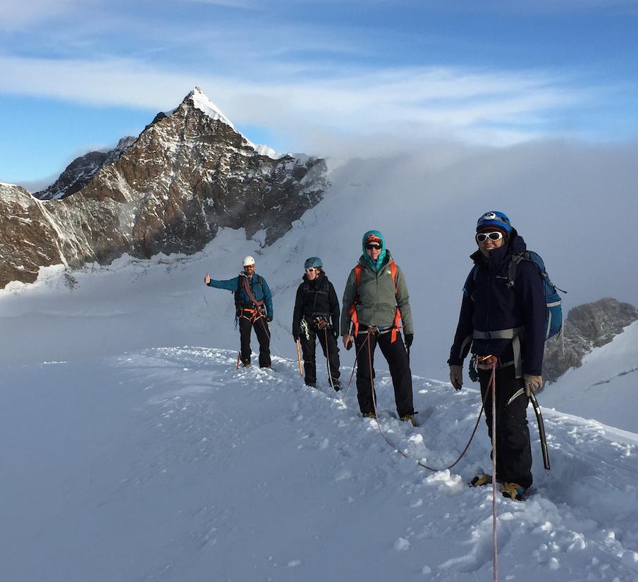 Chamonix Intro To Alpine Mountaineering Course
