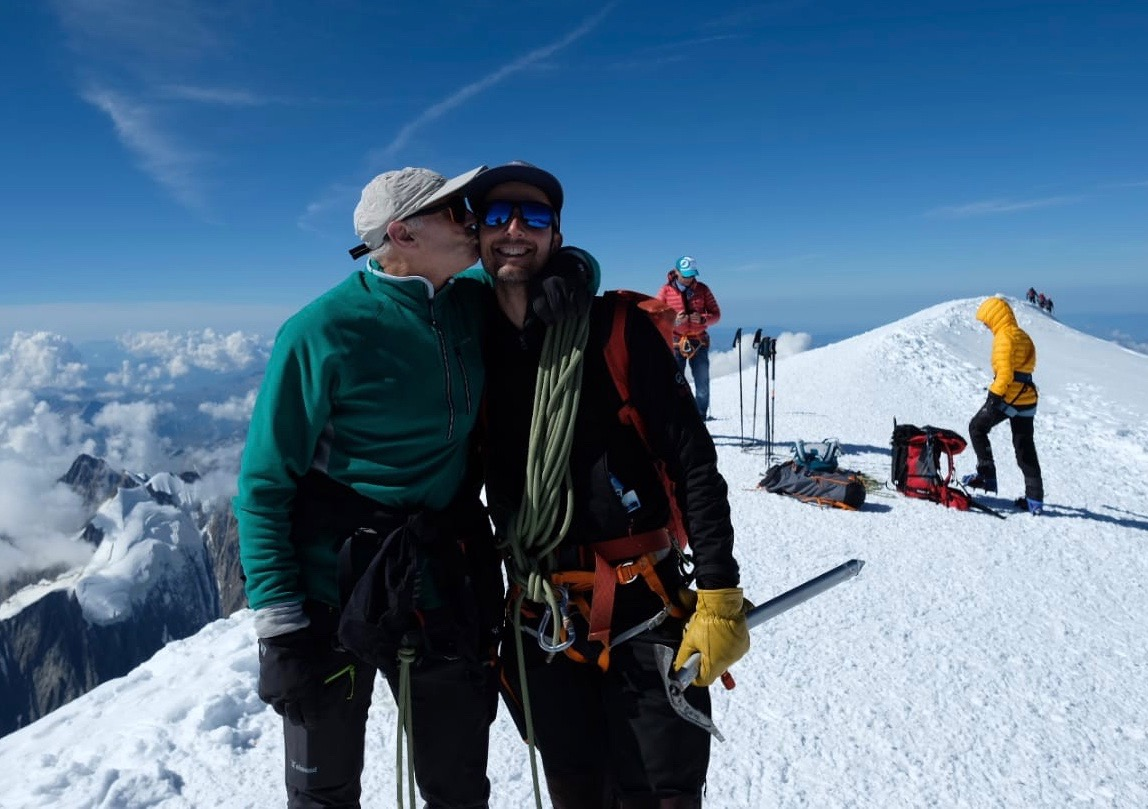 Weissmies & Mont Blanc Ascents