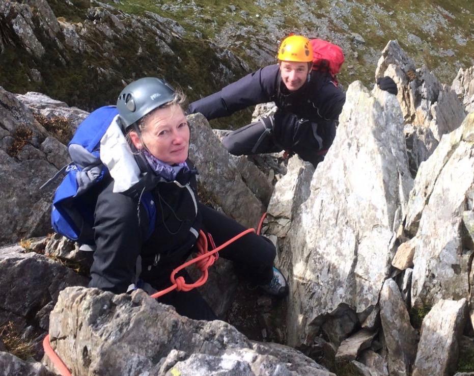 Matterhorn Training Weekend – Snowdonia