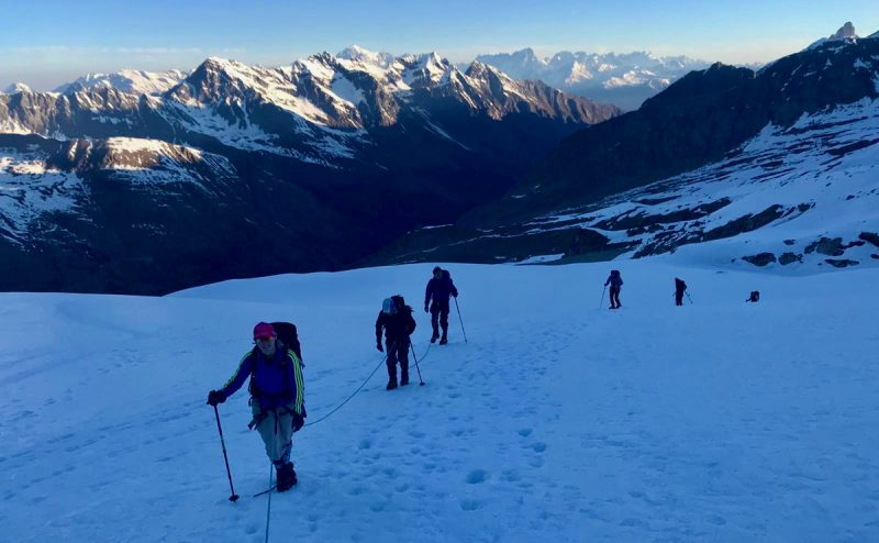 Climb The Gran Paradiso 4061m   High Mountain Guides