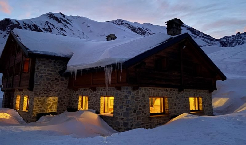 Hut Ski Touring Weekend Alps
