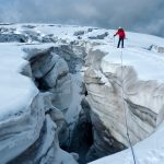 Ascent of the Bishorn from Zinal