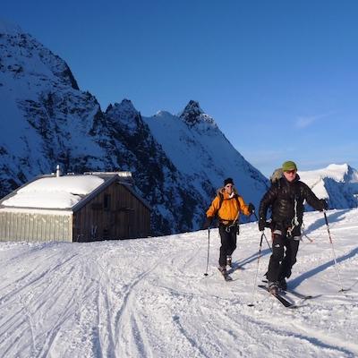 Ski Bernese Oberland