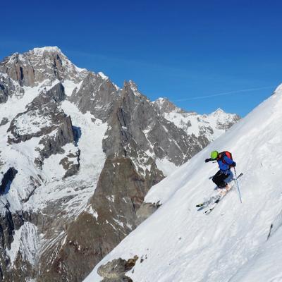 Chamonix Off Piste Skiing