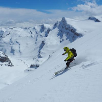 Ski Touring / Mountaineering