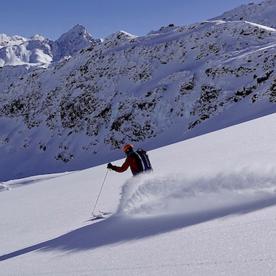 General Chamonix Ski Touring / Mountaineering