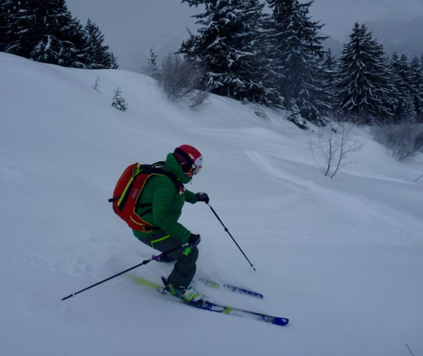 Chamonix Intro Ski Touring Weekend