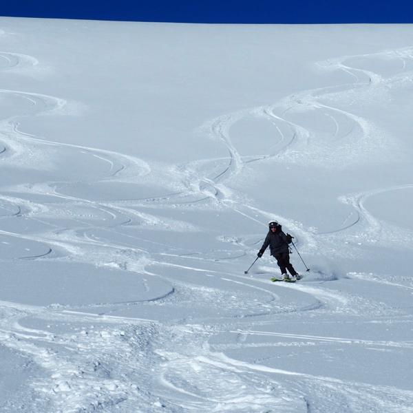 Jan 2019 Chamonix Off Piste & Mountain Skills