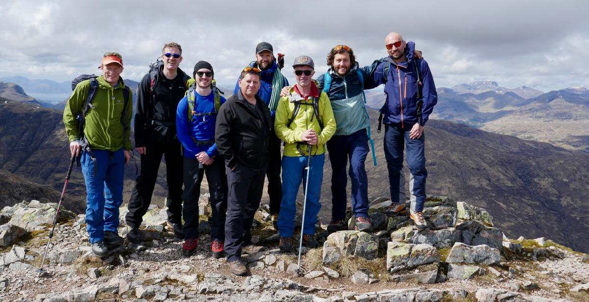 Highlands Matterhorn Training Weekend, April 2019