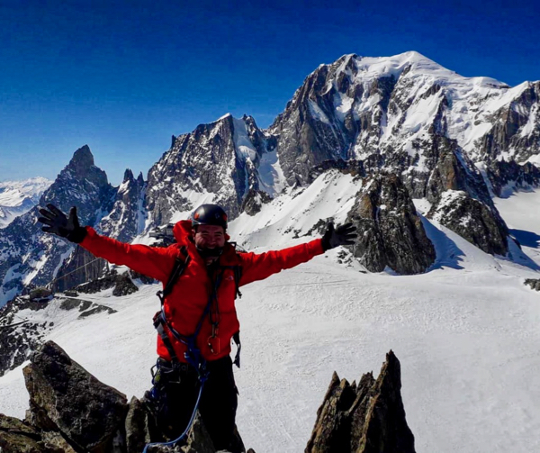 Chamonix Spring Intro To Alpine Mountaineering