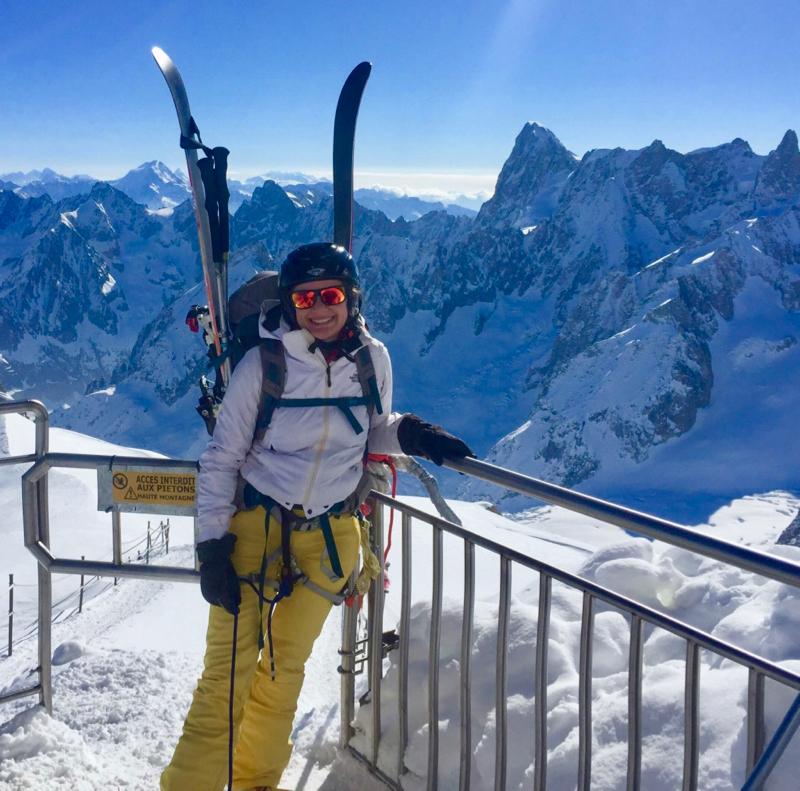 Chamonix Off Piste & Mountain Skills Course