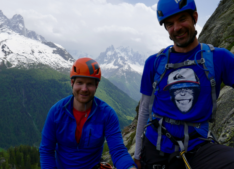 Chamonix Rock Climbing & Matterhorn Training Day